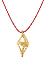 Alighieri The Painter's Lantern Necklace Gold