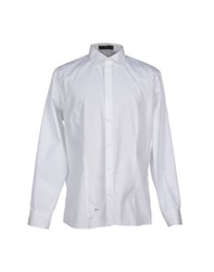 I.D.I.B. Shirts Shirts Men White