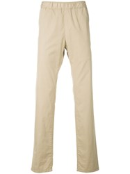 Homecore Classic Fitted Trousers Nude And Neutrals