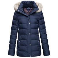 Tommy Hilfiger New Tyra Down Jacket Navy