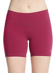 Alo Yoga Burn Performance Shorts Berry