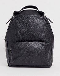 Ted Baker Orilyy Knotted Handle Backpack Black