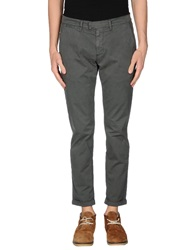Dirk Bikkembergs Casual Pants Lead