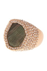 Vince Camuto Pave Ring Pink