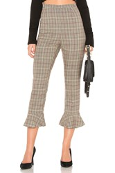 Bb Dakota New Wave Pant Brown