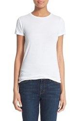 Women's Majestic Short Sleeve Crewneck Tee