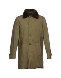 Museum Down Jackets Military Green