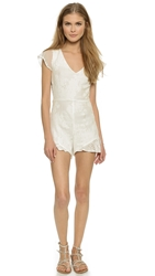 For Love And Lemons Pina Colada Romper