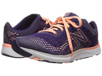 New Balance Wxaglv2 Black Plum Bleached Sunrise Women's Running Shoes Purple