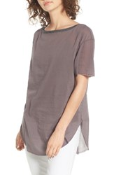 Treasure And Bond Women's Relaxed Woven Tee