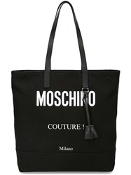 Moschino Logo Print Tote Bag Unavailable