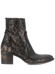 Strategia A3913 Leopard Print Boots 60