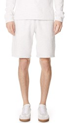 Reigning Champ Lightweight Terry Shorts Heather Ash