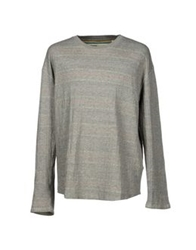 Levi's Made And Crafted Sweaters Grey