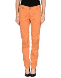 Ottod'ame Casual Pants Orange