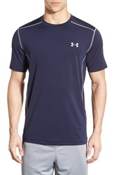 Men's Under Armour 'Raid' Heatgear Training T Shirt Midnight