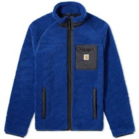 Carhartt Prentis Fleece Jacket Blue