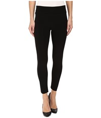 Norma Kamali Cropped Leggings Black Women's Casual Pants
