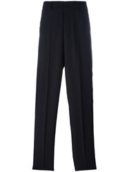 Ami Alexandre Mattiussi Smoking Trousers Black