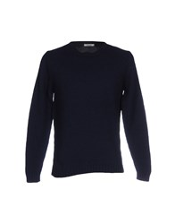 Crossley Sweaters Dark Blue