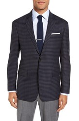 Todd Snyder Men's White Label Trim Fit Check Wool Sport Coat