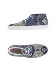 Flage Footwear High Tops And Trainers Men