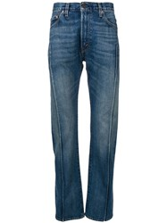 Levi's Vintage Clothing 1967 505 Jeans Blue