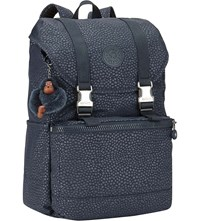 Kipling Experience Medium Backpack Dot Dot Dot Emb