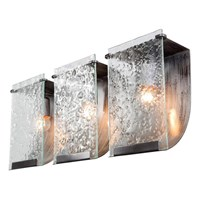 Varaluz Rain Three Light Bath Sconce