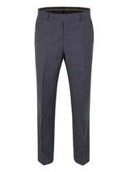 Pierre Cardin Alternative Stripe Regular Suit Trouser Navy