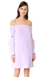Club Monaco Eboviah Dress Summer Violet