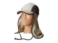 San Diego Hat Company Ocm4623 Lightweight 5 Panel Cap With Perforated Side Panels With Neck Cover And Neck Tie Khaki Traditional Hats