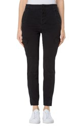 J Brand Women's Brigitte Sky High Crop Utility Pants
