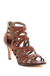 Michael Antonio Fiffer Heeled Sandal Brown