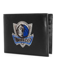 Rico Industries Dallas Mavericks Bifold Wallet Black