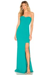 Likely Ella Gown Turquoise