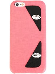 Fendi Bag Bugs Iphone 6 Case Pink And Purple