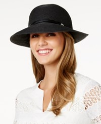 Nine West Packable Sun Hat Black