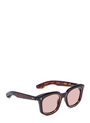 Jacques Marie Mage Pasolini Wellington Sunglasses Red