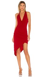 Bcbgeneration Cocktail Dress In Red. Jester Red