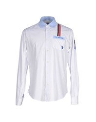 U.S. Polo Assn. U.S.Polo Assn. Shirts Shirts Men White