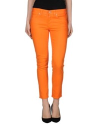 Ralph Lauren Denim Pants Orange