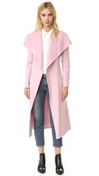 Mackage Mai Wrap Coat Rose