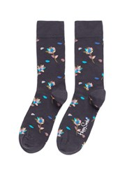 Happy Socks Rose Petal Multi Colour
