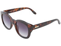 Le Specs Runaways Tort Fashion Sunglasses Brown