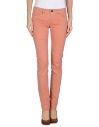 Camouflage Ar And J. Casual Pants Pastel Pink