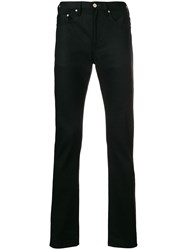 Paul Smith Ps By Straight Cut Jeans Black