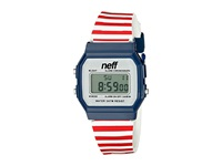 Neff Flava Watch Red Stripe Watches