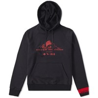 Lanvin Enter Nothing Mountain Hoody Black