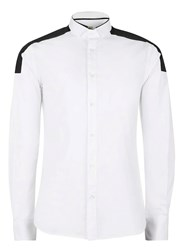 Topman Noose And Monkey White Shirt